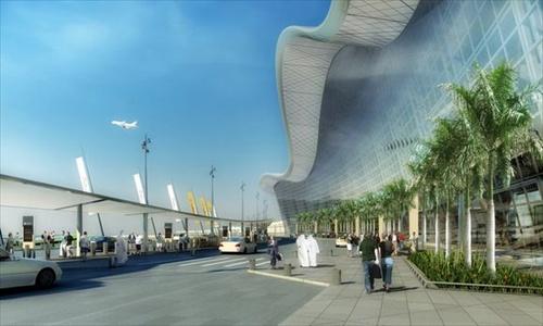 สนามบินอาบูดาบี