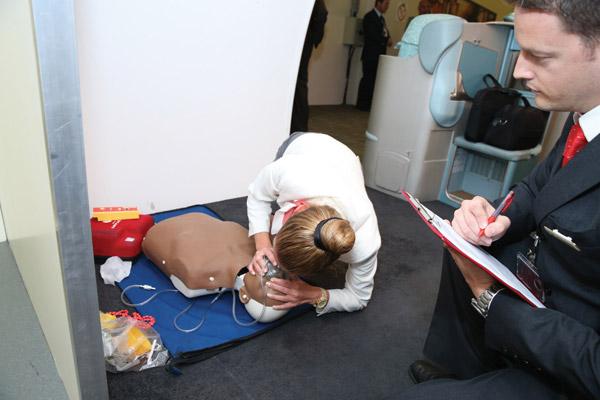 การทำ CPR