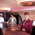 Qatar Airways : Walk in.