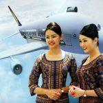 Singapore Airline Recruitment.